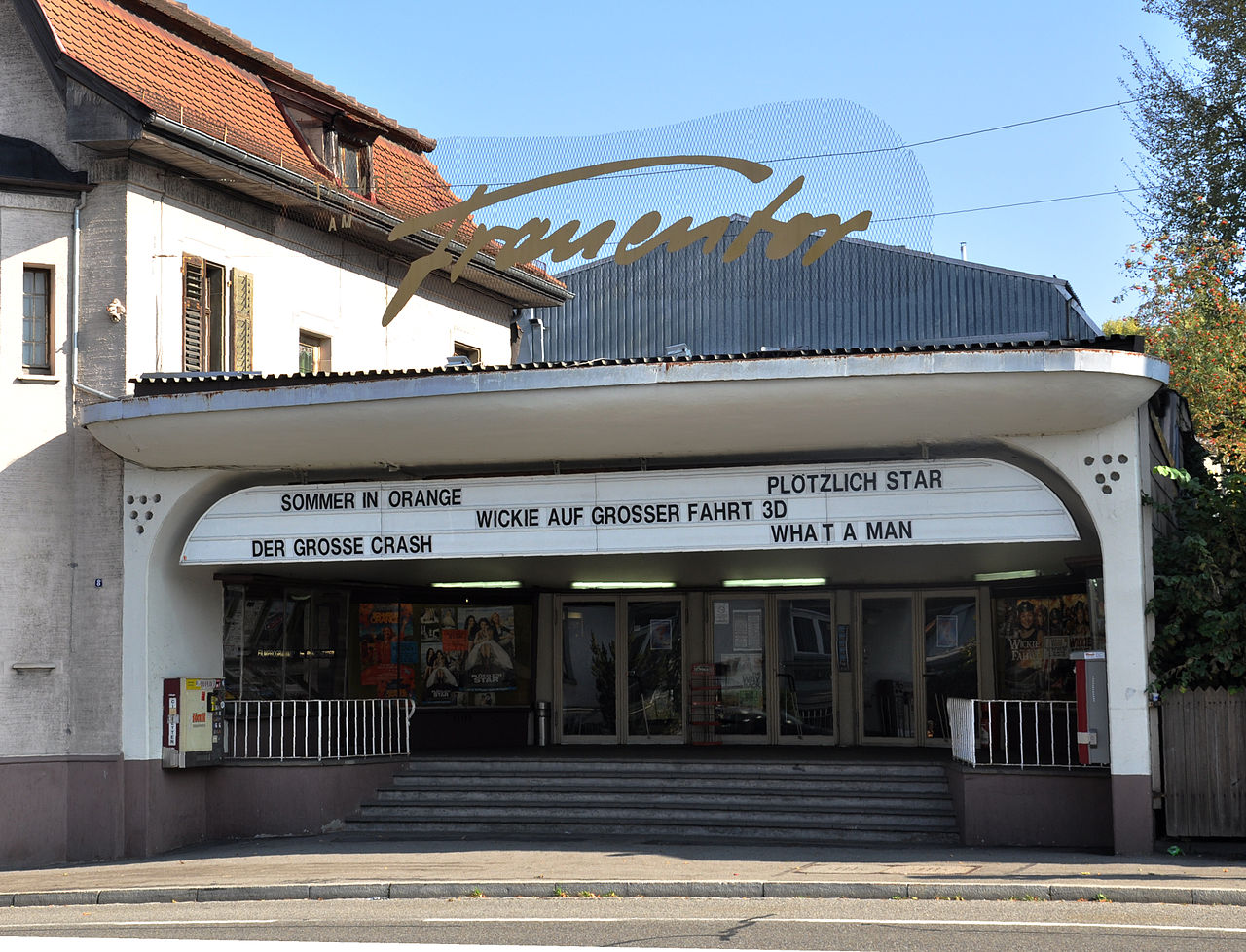 Kino Burg Ravensburg