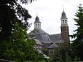 Ravenstein, toits de l'église Ste Lucie.JPG