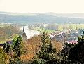 Ray-sur-Saône. Panorama Sud depuis le château.jpg