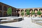 Caravanserraglio - Giardino di Babur