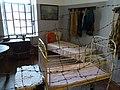 Recreation of Kaunas Ghetto Room - Ninth Fort - Nazi Genocide Site - Kaunas - Lithuania (27885240596) (2).jpg