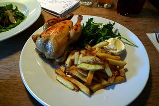 Poussin (chicken)