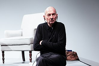 "Rem Koolhaas - Presentation of Rem Koolhaas's book ""Delirious New York"" in Garage Center for Contemporary Culture"