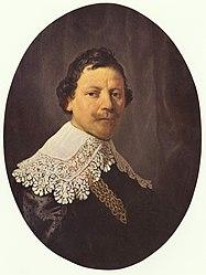 Rembrandt: Portrait of Philips Lucasz. (....-1641)