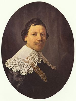 Portrait of Petronella Buys - Image: Rembrandt Harmensz. van Rijn 101