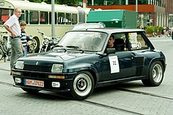 Renault 5 Turbo (1980–1982)