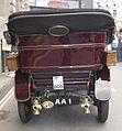 Renault Type V (b) Doppelphaeton 1904 Heck.JPG