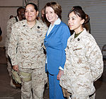 Rep. Pelosi visits Camp Leatherneck for Mother's Day 120513-A-SS896-360.jpg
