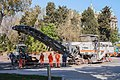 Repair of road surface by technical machines and tractors 1.jpg