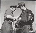 Reportage uit het wapendepot in Soest, waar de Duitsers hun wapens moeten inleve, Bestanddeelnr 120-0919.jpg
