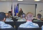 Representative Martha McSally Speaks to Total Force Junior Officer Leadership Development Seminar 02.jpg