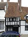 Reputed residence of the mother of Admiral Cloudsley Shovell - Shovells 125 All Saints Street Hastings East Sussex Hastings TN34 3BG.jpg