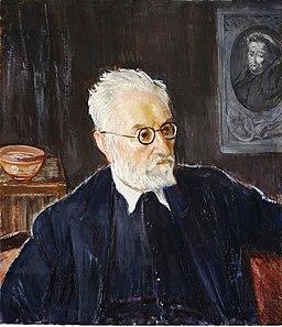 Retrato de Miguel de Unamuno (Museo del Prado)