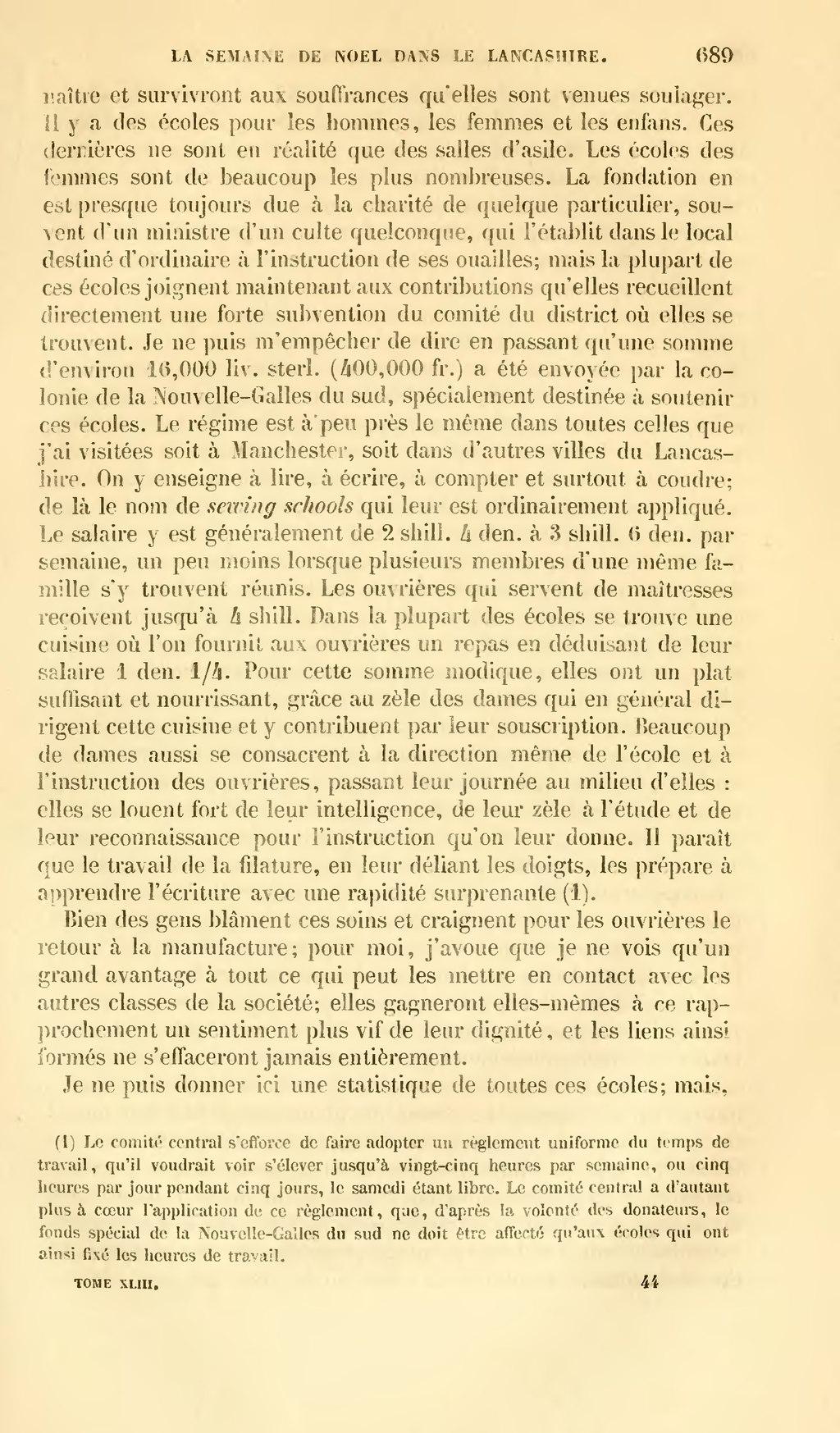 page revue des deux mondes 1863 tome. Black Bedroom Furniture Sets. Home Design Ideas