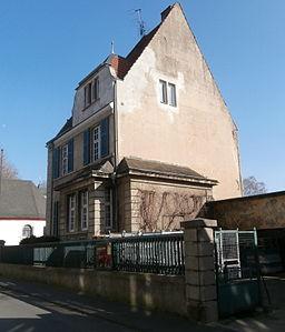 Rhöndorf Karl-Broel-Straße 3 Weingut Broel Wohnhaus