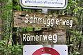 Rheinau - Strickboden, Köpferplatz, Teil der spätrömischen Rheinbefestigung 2011-09-29 13-06-46.JPG