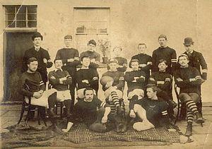 Rhymney RFC - The 1887 Rhymney Stars