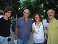 Ricardo Casas con Leo Masliah.JPG