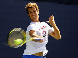 Richard Gasquet at the 2009 US Open 01.jpg