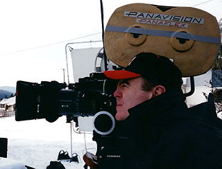 Richard Crudo American cinematographer