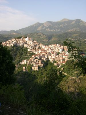 Panorama di Rivello