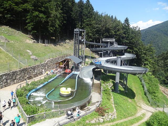 Steinwasen Park Attraction 224 Oberried Allemagne Guide De