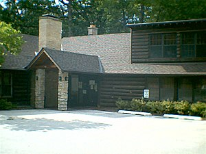 Riverwoods, Illinois - Riverwoods Village Hall