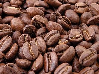 Coffee bean - Roasted coffee beans