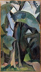 Saint-Cloud, Landscape Study