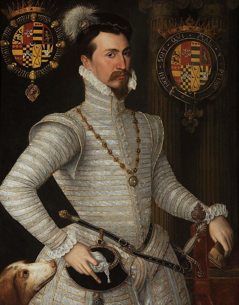 Robert Dudley Leicester