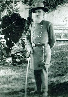 Robert G. Shaver Confederate Army Colonel