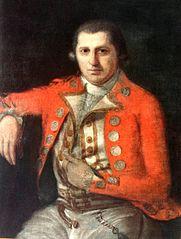 Portrait of Colonel Robert Jacob Gordon (1743-1795)