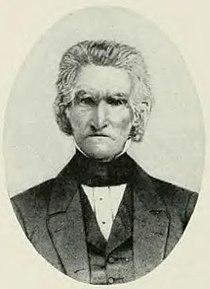 Robert Lucas, First Governor - History of Iowa.jpg