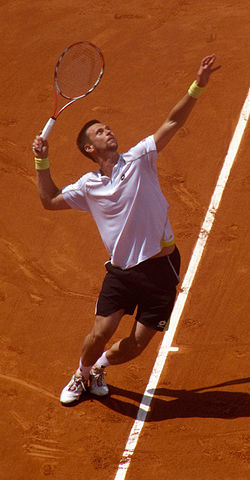 Robin Söderling at the 2009 French Open.jpg