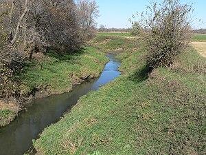 Rock Creek (Nebraska) - Rock Creek near Beemer