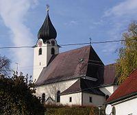 Rohr im Kremstal Kath.Pfarrkirche Kirchenplatz (03).JPG