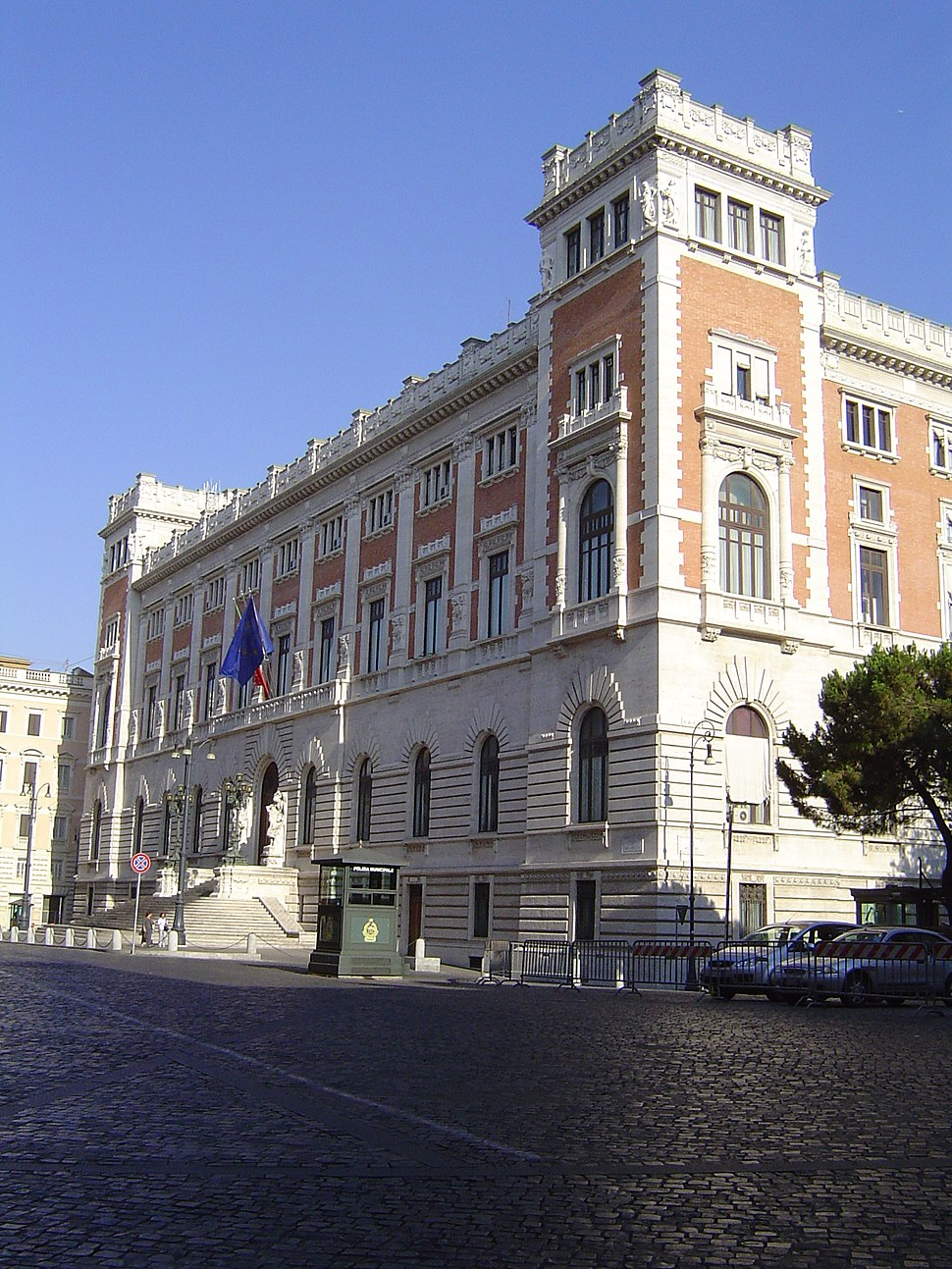 Chamber of deputies italy howling pixel for Roma parlamento