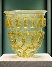 Roman diatretglas