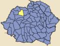 Romania interwar county Somes.png