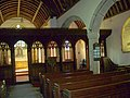 Rood Screen, St John the Baptist, East Down - geograph.org.uk - 729371.jpg