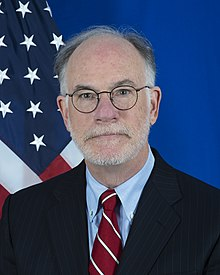 List of ambassadors of the United States to Afghanistan