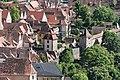 Rothenburg ob der Tauber, Kobolzeller Tor, vom Rathausturm 20170526 001.jpg