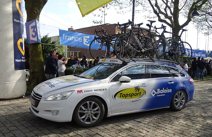 Roubaix - Paris-Roubaix, le 13 avril 2014 (A17).JPG