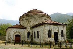 Keçmiş Nuxa Üçmüqəddəs kilsəsinin binası, 2013-cü il