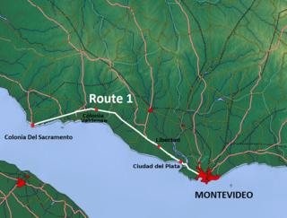 Route 1 (Uruguay)