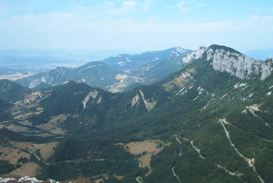 Route Tourniol