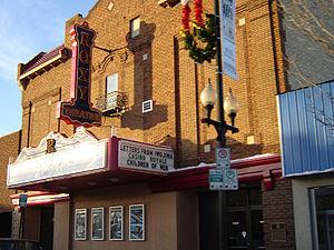 Riversdale, Saskatoon - Roxy Theatre