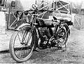 Royal Enfield motorkerékpár. Fortepan 18237.jpg