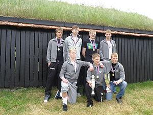Royndin Fríða dreingir gull Vestanstevna 2011.JPG