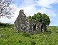 Ruined cottage near Achuaran (SW) - geograph.org.uk - 465011.jpg